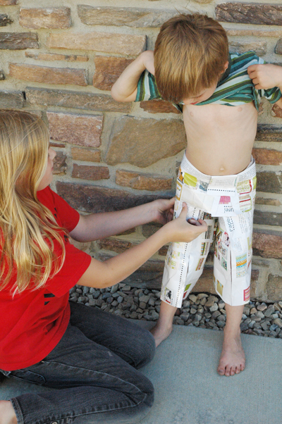 Catalog pants