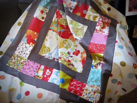 Labor quilt