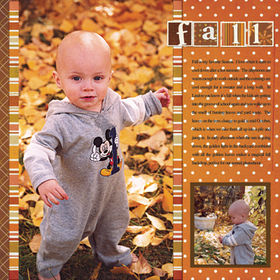 Layout fall-2