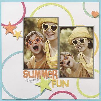 Summer Fun Glitter