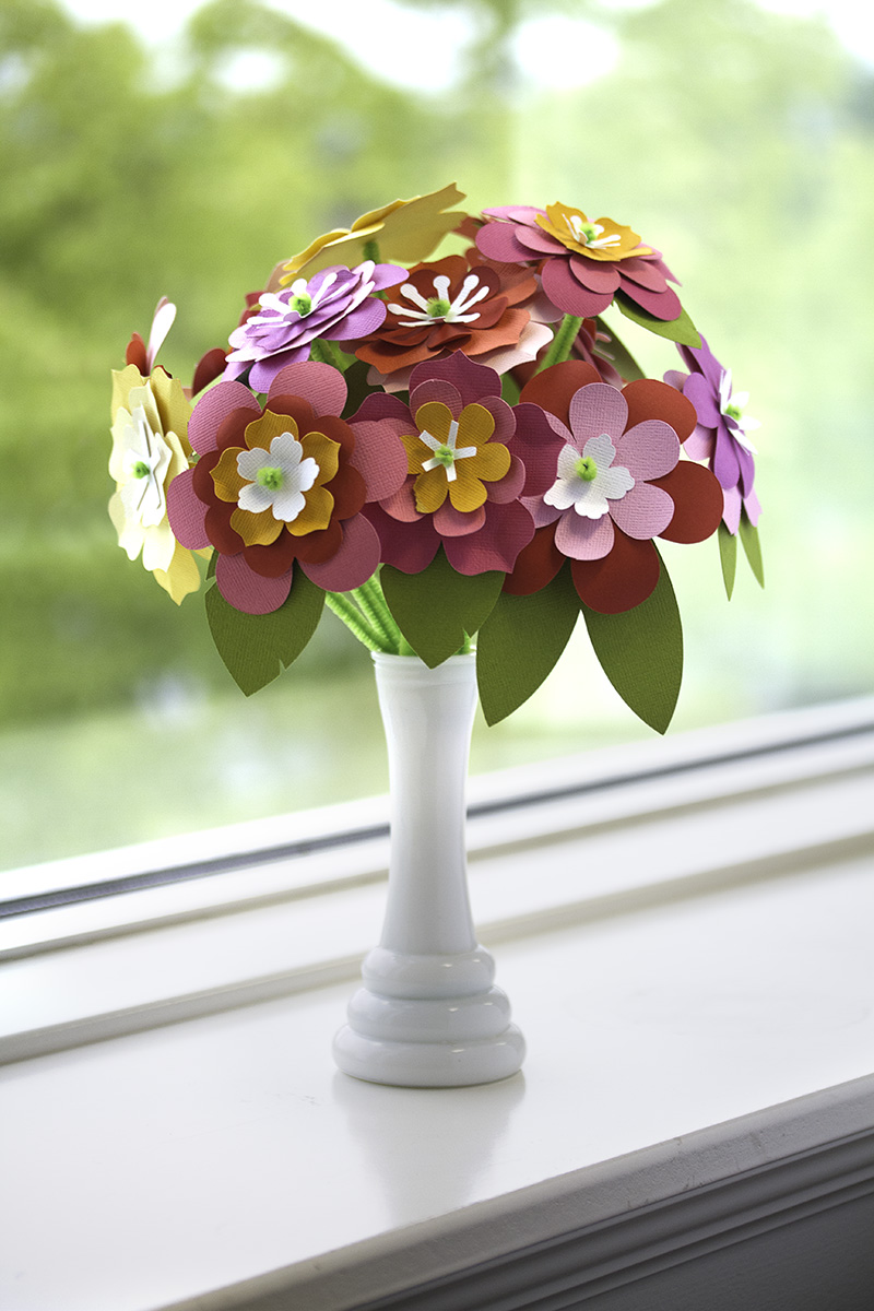 PaperFlowerBouquet